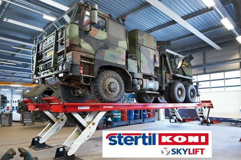 Stertil-Koni introduces the SKYLIFT the new platform lift