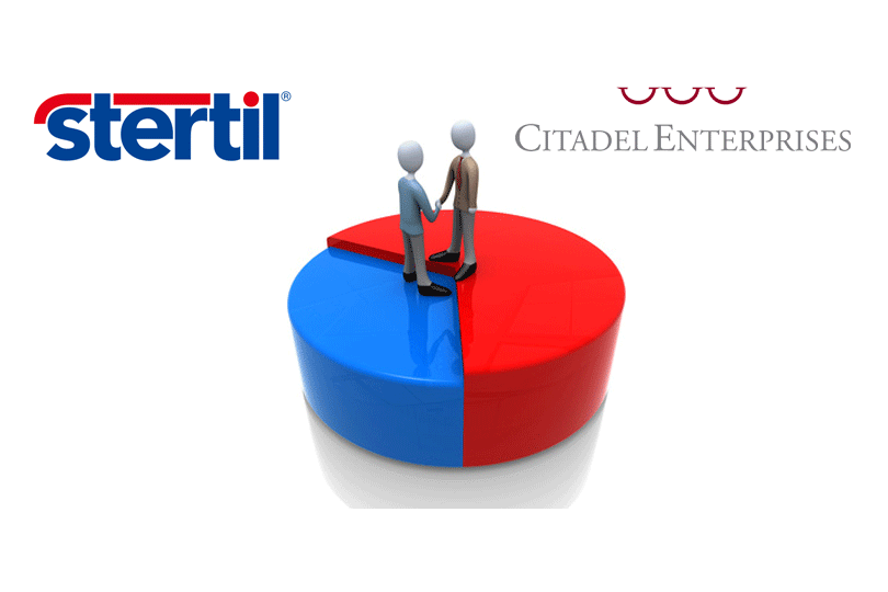 stertil is acquired by Citadel Enterprises