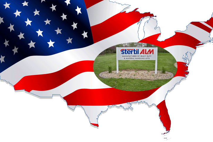 Stertil Group acquires Stertil ALM, Streator Illinois USA2008