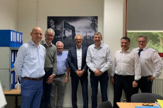 Stertil Group B.V. takes over Schiltz's French Dock Products Sales Company